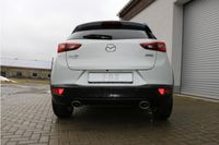 FOX Duplex Sportauspuff Mazda CX3 Benzin - DK AWD 2.0l 110kW - 115x85 Typ 32 rechts/links Bild 4