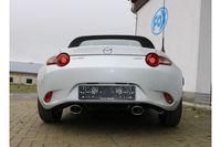 FOX Duplex Sportauspuff Mazda MX5 - ND 1.5l 96kW 2.0l 118kW - 1x115x85 Typ 32 rechts/links Bild 5