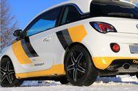FOX Sportauspuff Opel Adam S 1.4l 110kW - 140x90 Typ 44 links Bild 5