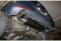 FOX 70mm Duplex Sportauspuff Opel Astra K Schrägheck 1.6l 147kW - 129x106 Typ 32 rechts/links Bild 4