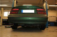 FOX Sportauspuff Opel Calibra A/ Calibra A 4x4 2.0l 85kW 2.0l 16V 110kW - 145x65 Typ 59
