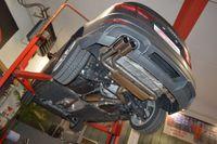 FRIEDRICH MOTORSPORT 76mm Anlage Audi A3 8V Limousine Quattro ab Bj. 05/2016 2.0l TFSI 140kW - Endrohrvariante frei wählbar Bild 3