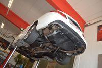 FRIEDRICH MOTORSPORT 2x76mm Duplex-Sportendschalldämpfer Mercedes A/C207 E-Klasse Coupe & Cabrio Heckantrieb ab Bj. 09/2014 E320 200kW / E400 245kW / E500/550 300kW