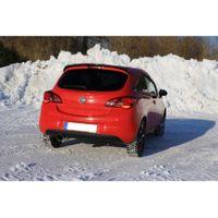 FOX Sportauspuff Opel Corsa E 1.4l Turbo 74kW - 129x106 Typ 44 Bild 6