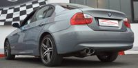 FRIEDRICH MOTORSPORT 70mm Sportauspuff BMW 3er E90 Bj. 2005-2012 Limousine - Endrohrvariante frei wählbar