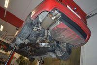 FRIEDRICH MOTORSPORT 70mm Komplettanlage BMW 5er E39 Bj. 96-2003 Limousine  525d 120kW / 530d 135/142kW - Endrohrvariante frei wählbar