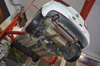FRIEDRICH MOTORSPORT Komplettanlage Gruppe A Opel Astra K 5-Türer ab Bj. 07/2015 1.0l Turbo 77kW - Endrohrvariante frei wählbar
