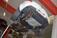 FRIEDRICH MOTORSPORT Sportauspuff Seat Ibiza 6J Facelift / 6P FR + SC 3/5-Türer ab Bj. 05/2015 Schrägheck 1.4l TSI 110kW - Endrohrvariante frei wählbar Bild 4
