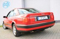 FOX Sportauspuff Audi 100/A6 Quattro Typ C4 - 2x70 Typ 14 2.6l 110kW 2.8l 128kW Bild 4