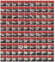 FRIEDRICH MOTORSPORT Duplex Komplettanlage Gruppe A Ford Fiesta JA8 Bj. 10/2008-12/2012  1.4l 71kW - Endrohrvariante frei wählbar