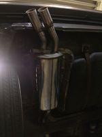 NOVUS Grupppe A Komplettanlage VW Golf 2 16V Look  alle Motorvarianten  - 2x60mm 16V Look Bild 2