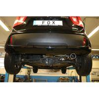 FOX Sportauspuff Komplettanlage Suzuki Ignis 3 - 4x4 1,2l 66kW - 1x90 Typ 16 Bild 4