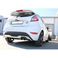 FOX Sportauspuff Komplettanlage Ford Fiesta 7 ST200 1,6l 147kW - 2x90 Typ 25
