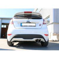 FOX Sportauspuff Komplettanlage Ford Fiesta 7 ST200 1,6l 147kW - 2x90 Typ 25 Bild 2