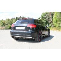 FOX Sportauspuff Ø70mm Audi RS3 Typ 8P quattro - Sportback 2,5l 250kW mit Abgasklappe - 2x90 Typ 16 Bild 3