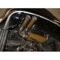 FOX Sportauspuff Ø70mm Audi RS3 Typ 8P quattro - Sportback 2,5l 250kW mit Abgasklappe - 2x90 Typ 16 Bild 4