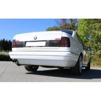 FOX Sportauspuff Komplettanlage BMW E34 530i 3,0l 138/160kW - 2x76 Typ 14 Bild 4