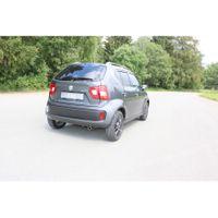 FOX Sportauspuff Suzuki Ignis 3 - Frontantrieb 1,2l 66kW - 1x76 Typ 16 Bild 2