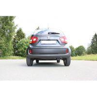 FOX Sportauspuff Suzuki Ignis 3 - Frontantrieb 1,2l 66kW - 1x76 Typ 16 Bild 3