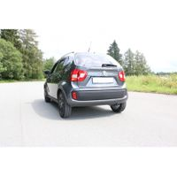 FOX Sportauspuff Suzuki Ignis 3 - Frontantrieb 1,2l 66kW - 1x76 Typ 16 Bild 4