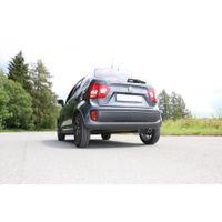 FOX Sportauspuff Suzuki Ignis 3 - Frontantrieb 1,2l 66kW - 1x76 Typ 16 Bild 5