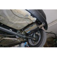 FOX Sportauspuff Suzuki Ignis 3 - Frontantrieb 1,2l 66kW - 1x76 Typ 16 Bild 7