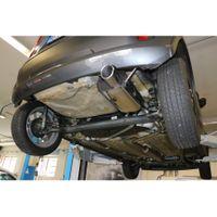 FOX Sportauspuff Suzuki Ignis 3 - Frontantrieb 1,2l 66kW - 1x90 Typ 16