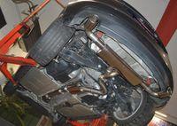 FRIEDRICH MOTORSPORT Downpipe HJS Sportkat 200 Zellen Audi TTS 8J Quattro ab Bj. 2008 Coupe und Roadster - 2.0l TFSI 200kW  Bild 2