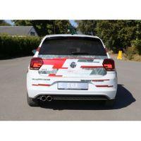 FOX Sportauspuff VW Polo AW1 GTI 2,0l 147kW - 2x90 Typ 16 Bild 6