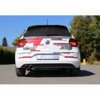 FOX Sportauspuff Komplettanlage VW Polo AW1 GTI 2,0l 147kW - 2x90 Typ 16 Bild 5