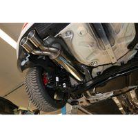 FOX Sportauspuff Komplettanlage VW Polo AW1 GTI 2,0l 147kW - 2x90 Typ 16 Bild 8