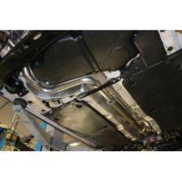 FOX Sportauspuff Komplettanlage VW Polo AW1 GTI 2,0l 147kW - 2x90 Typ 16 Bild 9