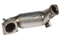 FRIEDRICH MOTORSPORT 89>>>70mm Downpipe mit 300 Zellen HJS Sport-Kat.  Hyundai i30 PDE 5-Türer Bj. 11/2017-08/2018   N 2.0l Turbo 184kW / N Performance 2.0l Turbo 202kW ohne Ottopartikelfilter