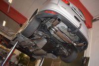 FRIEDRICH MOTORSPORT Duplex Sportauspuff Ford Grand C-Max DXA ab Bj. 09/2012  1.0l EcoBoost 74/92KW - Endrohrvariante frei wählbar