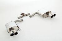 FRIEDRICH MOTORSPORT Duplex Sportauspuff Mazda 6 (GJ/GH) Limousine Bj. 08/2012-06/2018  2.5l SKYACTIV-G 192 141kW - Endrohrvariante frei wählbar