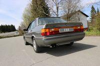 FOX Komplettanlage ab Kat Audi 80 Typ 81/85 Quattro 2x76 Typ 10 Bild 8