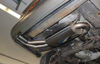 FOX Komplettanlage ab Kat Audi 80 Typ 81/85 Quattro 2x76 Typ 10 Bild 9