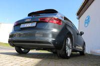 FOX Komplettanlage Audi A3 8V  - S-Line 1,8l 132kW einseitig - 2x80 Typ 16 Bild 2