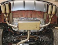 FOX Duplex Rennsportanlage Audi A3 - 8V Limousine 1,4l TFSI 90/92/103/110kW /1,8l 132kW- 2x80 Typ 25  Bild 7