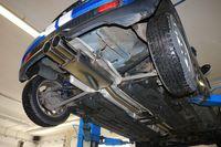 FOX Duplex Sportauspuff Mini R56 Cooper S ab 06 - 2x100mm Typ 16 mittig Bild 6