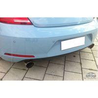 FOX Duplex Sportauspuff VW Beetle 16 (5C) Coupe / Cabrio 2,0l 147kW - 1x100 Typ 25 rechts/links Bild 5