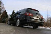 FOX Duplex Sportauspuff Komplettanlage VW Passat 3C 4-Motion 3.2l 184kW - 1x100 Typ 16 rechts/links Bild 3