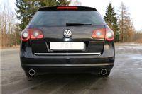 FOX Duplex Sportauspuff Komplettanlage VW Passat 3C 4-Motion 3.2l 184kW - 1x100 Typ 16 rechts/links Bild 5