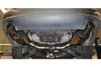 FOX Duplex Sportauspuff Komplettanlage VW Passat 3C 4-Motion 3.2l 184kW - 1x100 Typ 16 rechts/links Bild 6