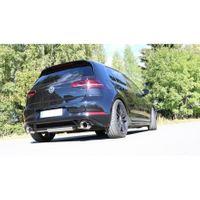 FOX  Duplex Sportauspuff  VW Golf 7 Bj. ab 03/17 GTI Facelift  2.0l 180kW - 1x114 Typ 25 rechts/links Bild 4