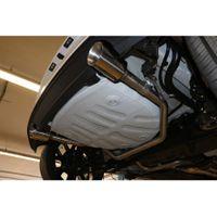 FOX  Duplex Endrohrsystem  VW UP GTI ab Bj. 2011  1.0l 85kW  - 1x90 Typ 25 rechts/links Bild 6