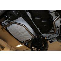 FOX  Duplex Endrohrsystem  VW UP GTI ab Bj. 2011  1.0l 85kW  - 1x90 Typ 25 rechts/links Bild 7