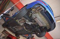 FRIEDRICH MOTORSPORT  Komplettanlage Gruppe A  Audi A3 8V Limousine Frontantrieb ab Bj. 05/2017  1.5l TFSI / 35 TFSI 110kW  - Endrohrvariante frei wählbar