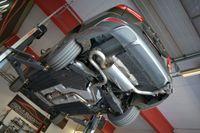 FRIEDRICH MOTORSPORT  Komplettanlage Gruppe A  Ford Focus 4 Turnier DEH ab Bj. 09/2018  1.5l Ecoboost 110/134kW  - Endrohrvariante frei wählbar Bild 2