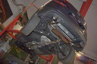 FRIEDRICH MOTORSPORT  70mm Duplex Sportauspuff  Hyundai Tucson (TLE) ab Bj. 07/2018 Frontantrieb & Allrad  1.6l T-GDI 130kW mit Ottopartikelfilter  - Endrohrvariante frei wählbar Bild 2